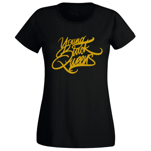 YOUNG BLACK QUEENS T
