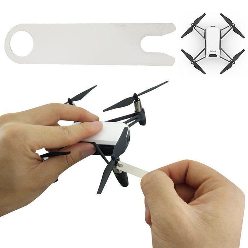 Plastic Propeller Release Tool U-Wrench Blade Removal Wrench for DJI Tello Drone