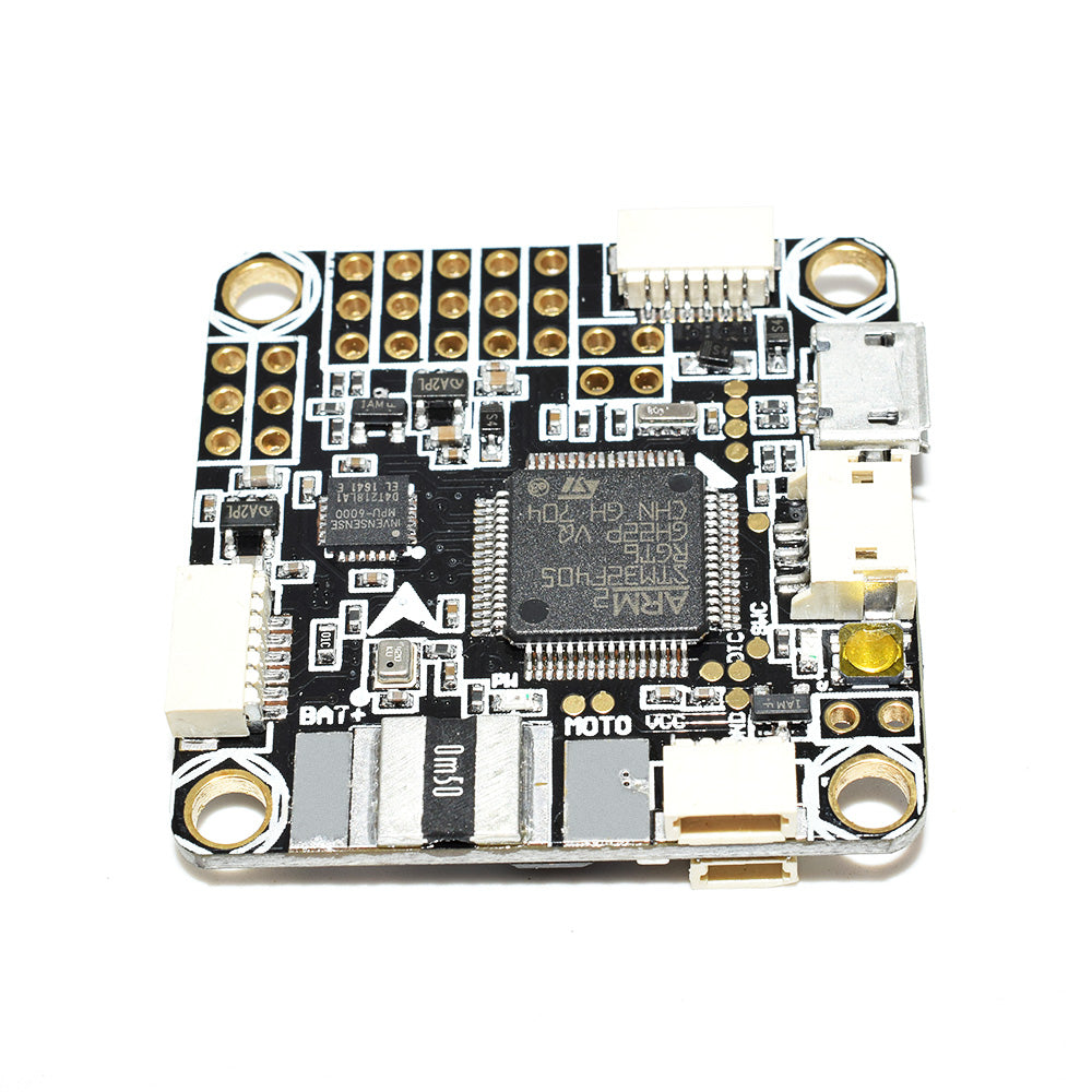 Quality 35 X 35mm OMNIBUS F4 Pro V2 Flight Controller With Integrated OSD / 5V 3A BEC / Current Sensor For Quadcopter Drone DIY