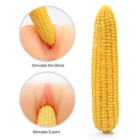 Wireless Handsfree Corn Shape Couple Love Stimulation Sucking Toy Strong Patterns USB Waterproof Wand for Sore Back Foot Neck Leg