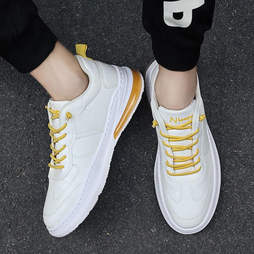 2020 Cushion Shoes Tide Rubber Sole Sneakers