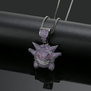 14K GOLD POKEGEN | ROPE NECKLACE