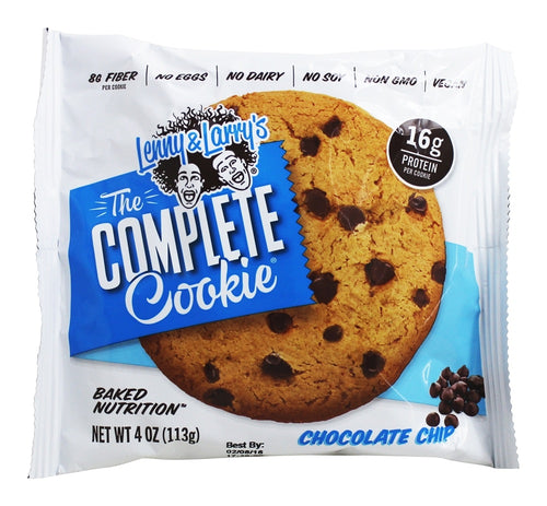 Lenny & Larry's The Complete Cookie Chocolate Chip - 4 oz