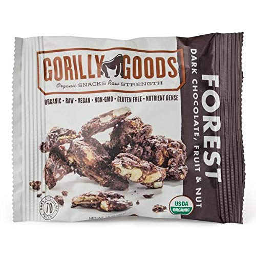 Gorilly Goods Forest - Dark Chocolate Covered Banana Nut Crunch 1.6 oz