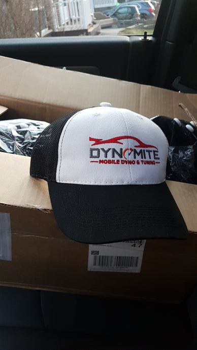 Dynomite Mesh-Back Hats