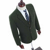 Green Barleycorn Tweed Suit