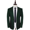 Blinder Green Herringbone Tweed 2 Piece Suit