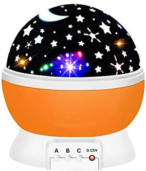 Star Night Light Projector for Kids Birthday Halloween Christmas Gifts Age 2-10 Stocking Stuffers