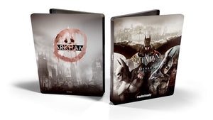 Batman Arkham Collection Steelbook Edition (PS4)
