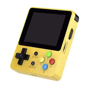 LDK Screen Mini Handheld Game - Yellow