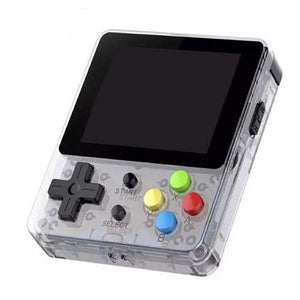 LDK Screen Mini Handheld Game - Transparent