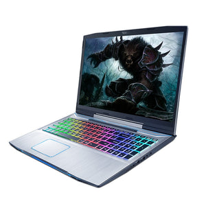 Machenike T90-TB1 Gaming Laptop (Intel Core i7-9750H/GTX 1650/8GB RAM/512G SSD/15.6'' )