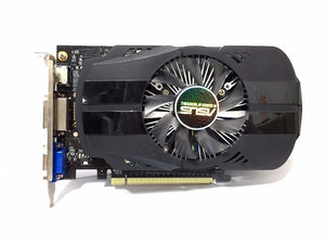 Asus GTX-750TI-OC-2GB GTX750TI GTX 750 TI 2G D5 DDR5 128 Bit  PC Desktop Graphics Cards PCI Express 3.0