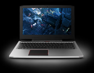 BBEN G16 15.6'' Laptop Nvidia GTX1060 GDDR5 Intel i7 7700HQ Pro Win 10 32GB RAM M.2 SSD IPS RGB Backlit Keyboard Gaming Computer