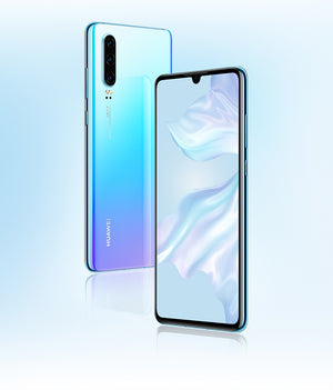 Global ROM HUAWEI P30  Mobile Phone Full Screen Support NFC OTA update Smartphone 3650mAh Octa Core Android Bar 40MP/16MP/8MP