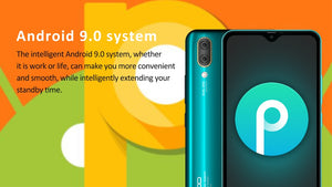 "LEAGOO S11 Android 9.0 4G Smartphone 6.3""Waterdrop Display 4GB 64GB 3300mAh Helio P22 13MP Dual Camera Fingerprint Smartphone"