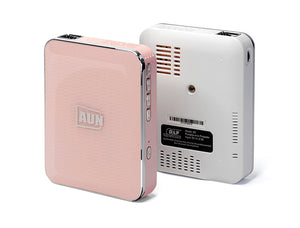 AUN MINI Projector X3 Android/IOS Phone Screen Mirroring Multimedia System Portable Projector For 1080P Home Cinema/3D Beamer