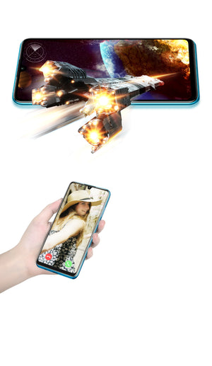 Original Global Version Huawei P30 Lite 4GB 128GB Mobile Phone 6.15 inch Smartphone 32MP 4*Cameras With Google Pay Android 9.0