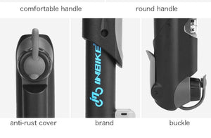INBIKE Portable Mini Bicycle Hand Air Pump
