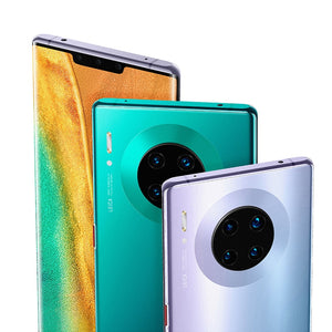 New Huawei Mate 30 6GB 128GB Smartphone 40MP Triple Cameras 24MP Front Camera 6.62'' Full Screen Kirin 990 40W QC 4200mAh