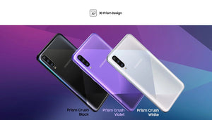 "Brand New Samsung Galaxy A50s 6GB 128GB Mobile Phone A5070 Dual SIM 6.4"" 4000mAh Triple Rear Camera 48MP 4G Phone"