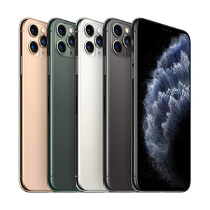 "Apple iPhone 11 Pro Max | 18W USB-C Power Adapter Cellular Smartphone 6.5"" Super Retina XDR OLED Display Triple-Camera System"