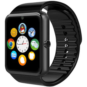 696 Bluetooth Wrist Smartwatch Support Sim TF Card Android & IOS Watch Multi-Languages PK S8 Z60