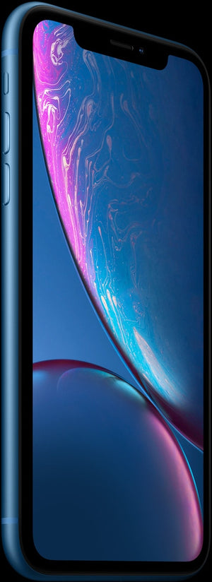 "Original New Apple iPhone XR 6.1"" Liquid Retina Display 4G LTE IOS Smartphone FaceID 12MP Camera IP67 Waterproof"