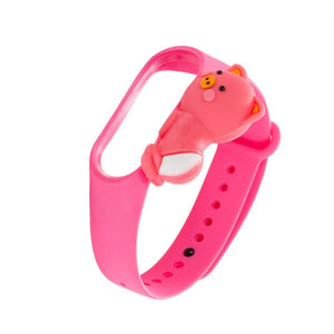 Cartoon Strap For Smart Watch Wrist Strap Replacement