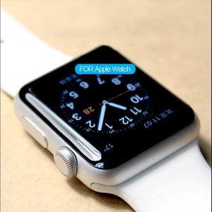 3D Curved Full Hydrogel For Apple Watch Screen Protector Film Not Glass
