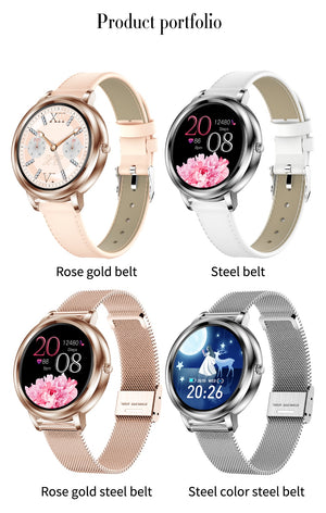 MK20 Women's Smartwatch Full Touch Screen For Android & IOS