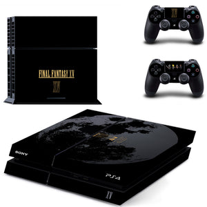 Game Final Fantasy XV PS4 Skin Sticker Decal fFr Sony PlayStation 4 Console & 2 Controller Skin PS4 Sticker Vinyl Accessory