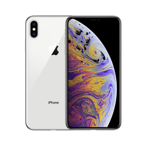 Apple iPhone XS Max | Dual Sim Cards Smartphone Fully Unlocked 6.5 inch Big Screen 4G Lite
