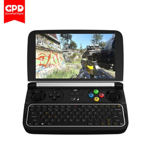 GPD WIN 2 8GB RAM 256GB ROM 6 Inch Handheld Gaming Laptop Intel Core Windows 10 System Pocket Mini PC Laptop
