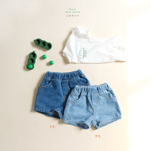 Patty Short Denim
