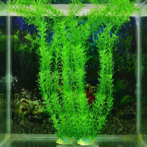 Aquarium  / fish tank plant decorations