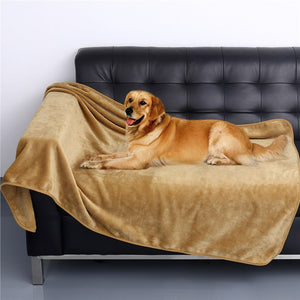 Pet Blanket, Wrap, or Bed Cover for Dogs or Cats