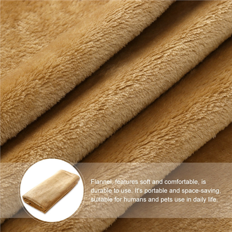 Pet Blanket Luxury Wraps or Bed Cover for Dogs or Cats