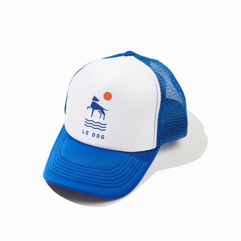 Le Dog Cap Blue