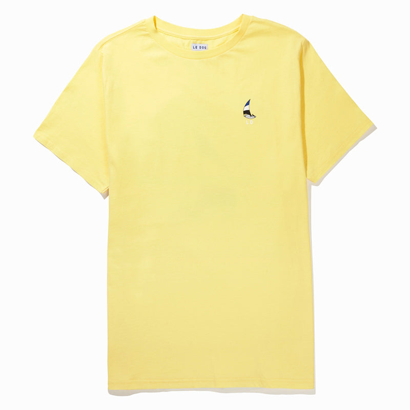 Le Yellow Sailing Club Tee