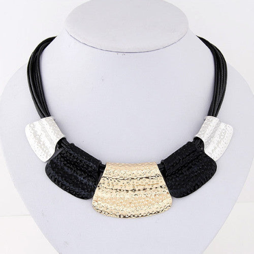 Vintage Choker Statement Necklace