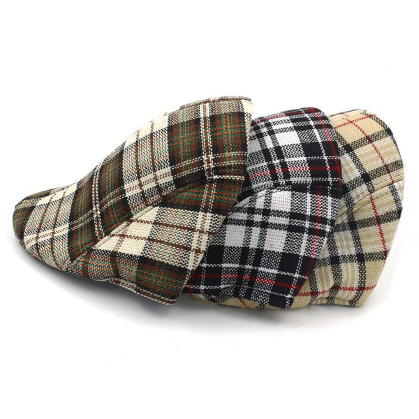 Sun Cabbie Newsboy Hat