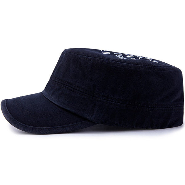 Army Cotton Material Military Hat