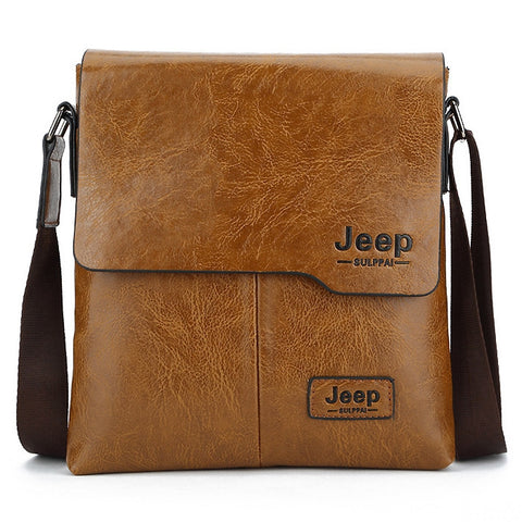 Special Leather - Messenger Fashion Business Shoulder Bag