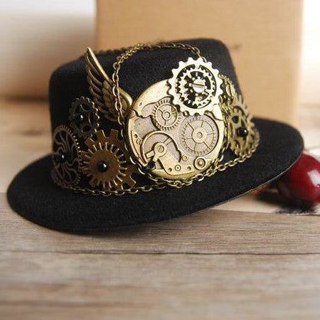 Mini Victorian Top Hat
