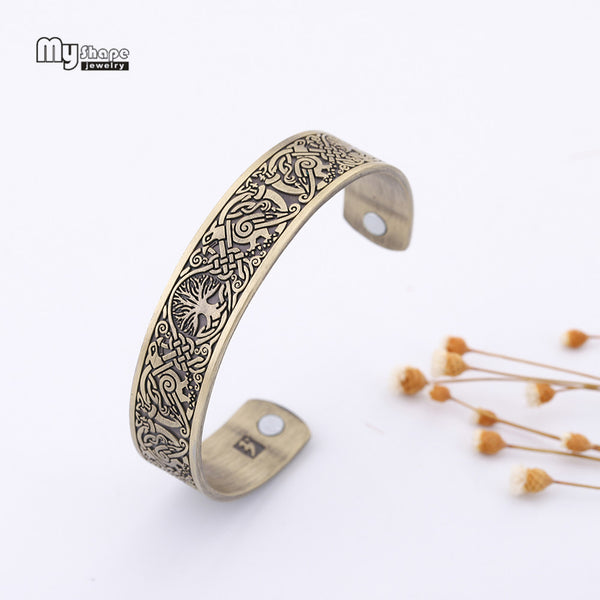 Viking Bangles Endless Love Knots Tree