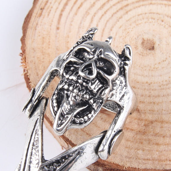 Long Knuckle Ring
