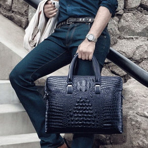 2pcs/Set - PU Leather Fashion Man Bags