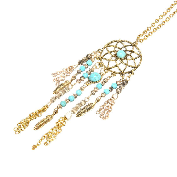 Charm Woman's Dream - Bohemian Ethnic Necklace