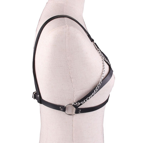 Body Harness Chains Necklace